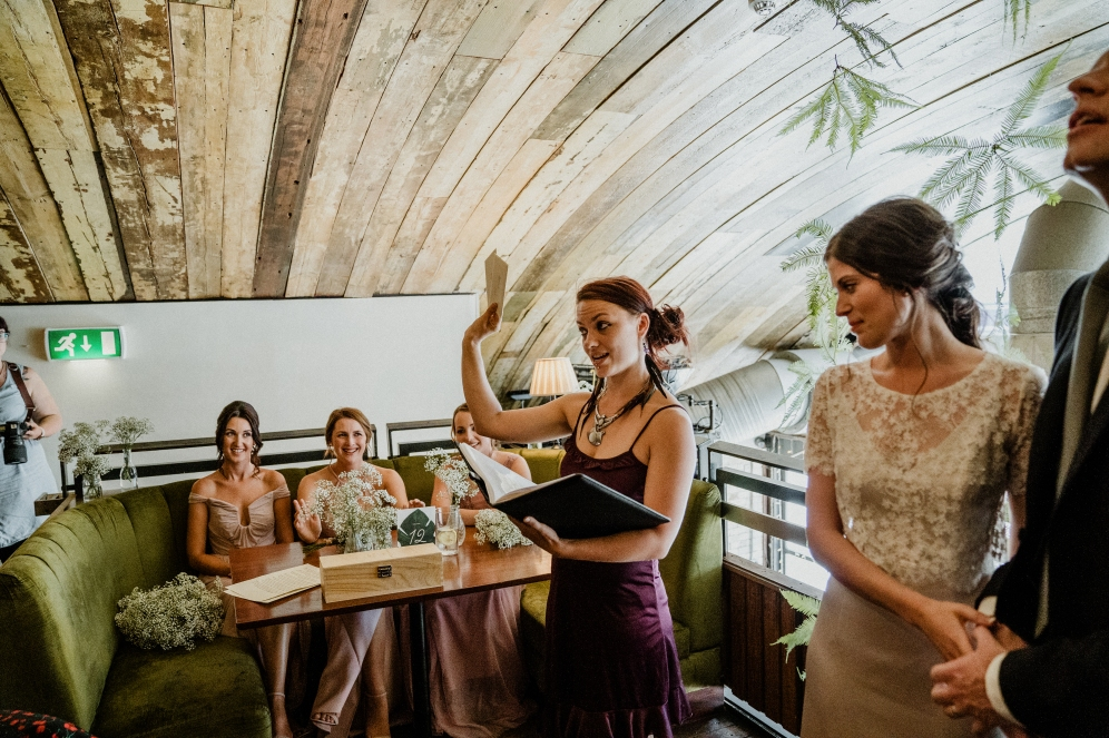 Ginger Beard Wedding Photography Stefanie Fetterman Humanist Wedding Ceremonies Gorilla Manchester (13)