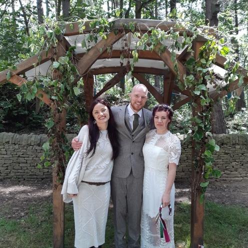 Stefanie Fetterman Humanist Ceremonies Non-Religious