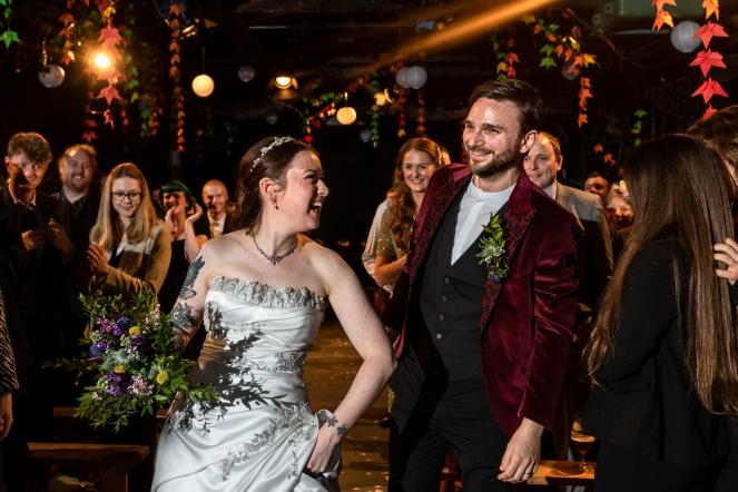 Stefanie Fetterman Humanist Ceremonies Hope Mill Theatre Stefan and Alex Alternative Weddings (15)