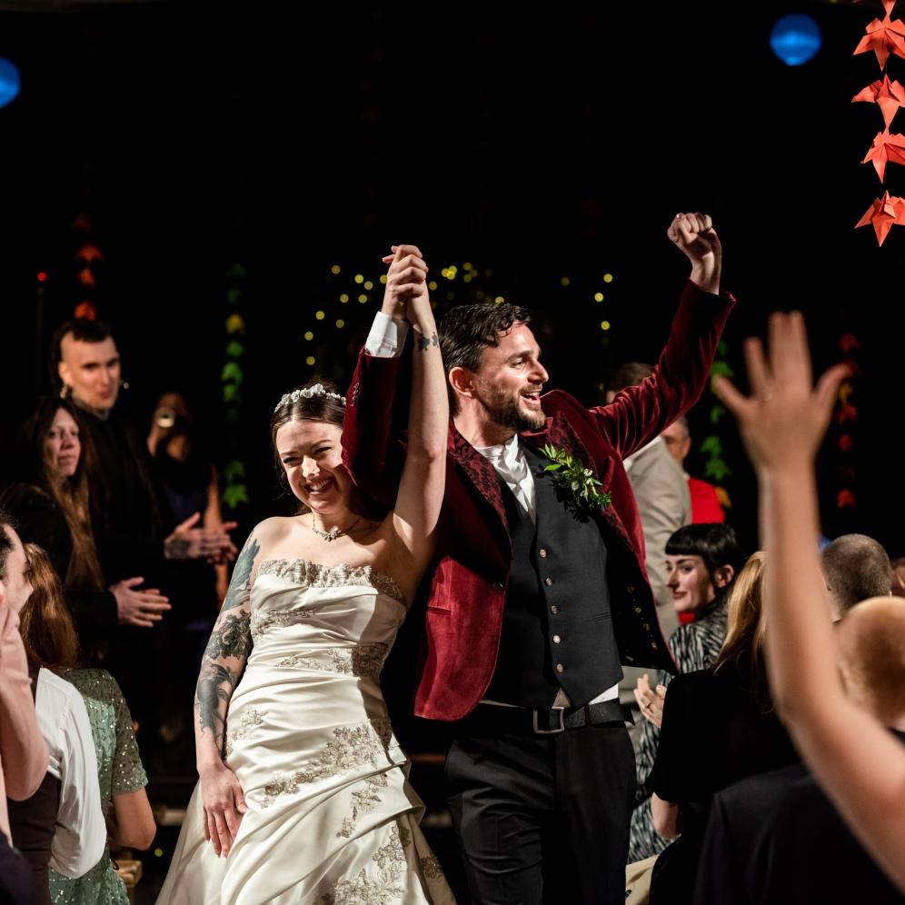 Stefanie Fetterman Humanist Ceremonies Hope Mill Theatre Stefan and Alex Alternative Weddings (19)