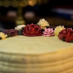 Sweet Something Vegan Wedding Cakes Alternative Weddings Stefanie Fetterman Humanist Weddings Hope Mill (1)